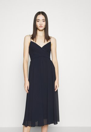 PHOEBE PROM MIDI DRESS - Cocktail dress / Party dress - navy