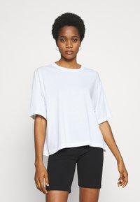 Weekday - ALBERTA - Print T-shirt - white - 0