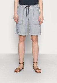 Opus - MELVITA - Shorts - mystic blue - 0