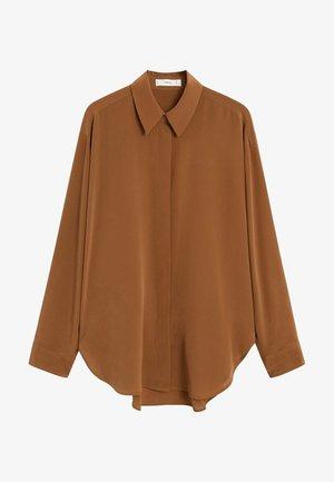 MADE - Camicia - braun