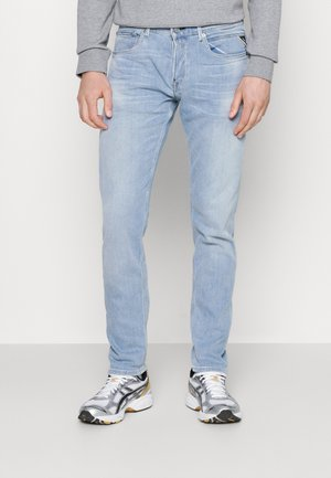 WILLBI - Slim fit jeans - light blue