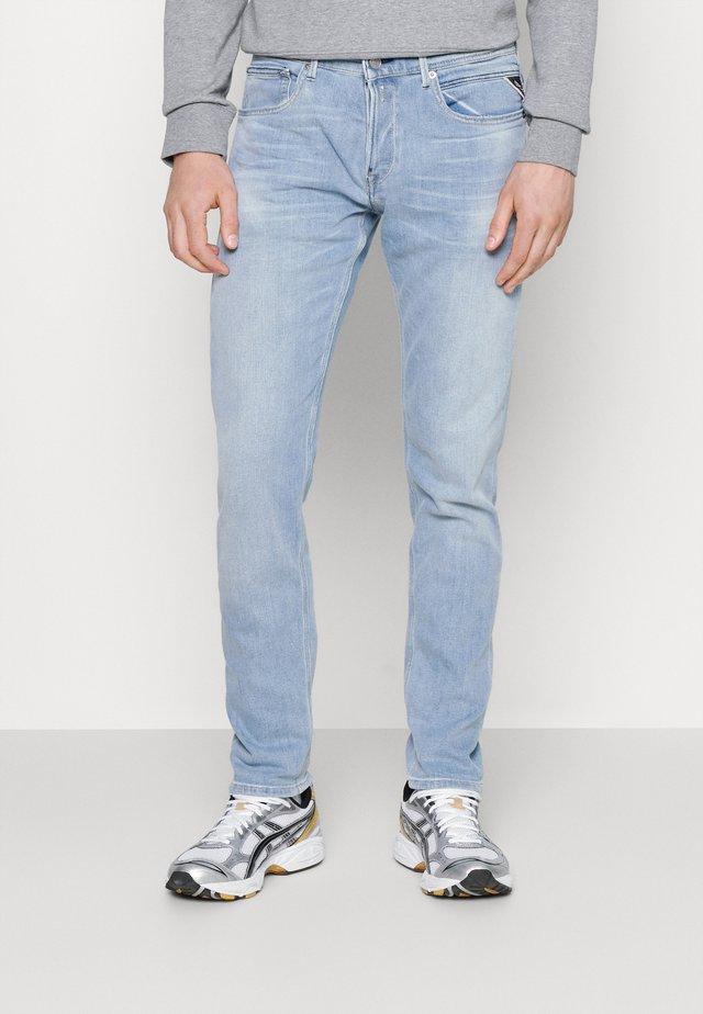 WILLBI - Jeans slim fit - light blue