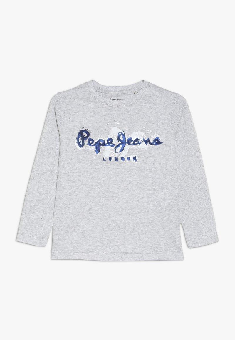 Pepe Jeans - GOLDIE - Långärmad tröja - grey marl