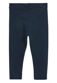 Next - PINK/NAVY 3 PACK BASIC LEGGINGS (3MTHS-7YRS) - Leggings - Trousers - pink - 2