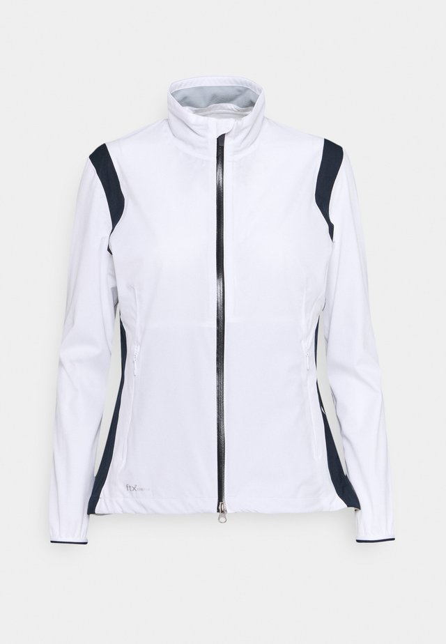 HURRICANE JACKET - Bodywarmer - white