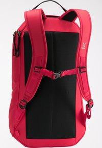 Haglöfs - Hiking rucksack - scarlet red - 2