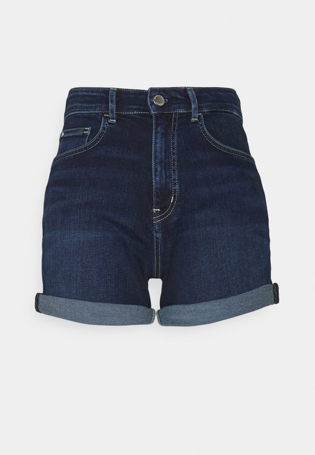 Shorts di jeans - basically blues wash