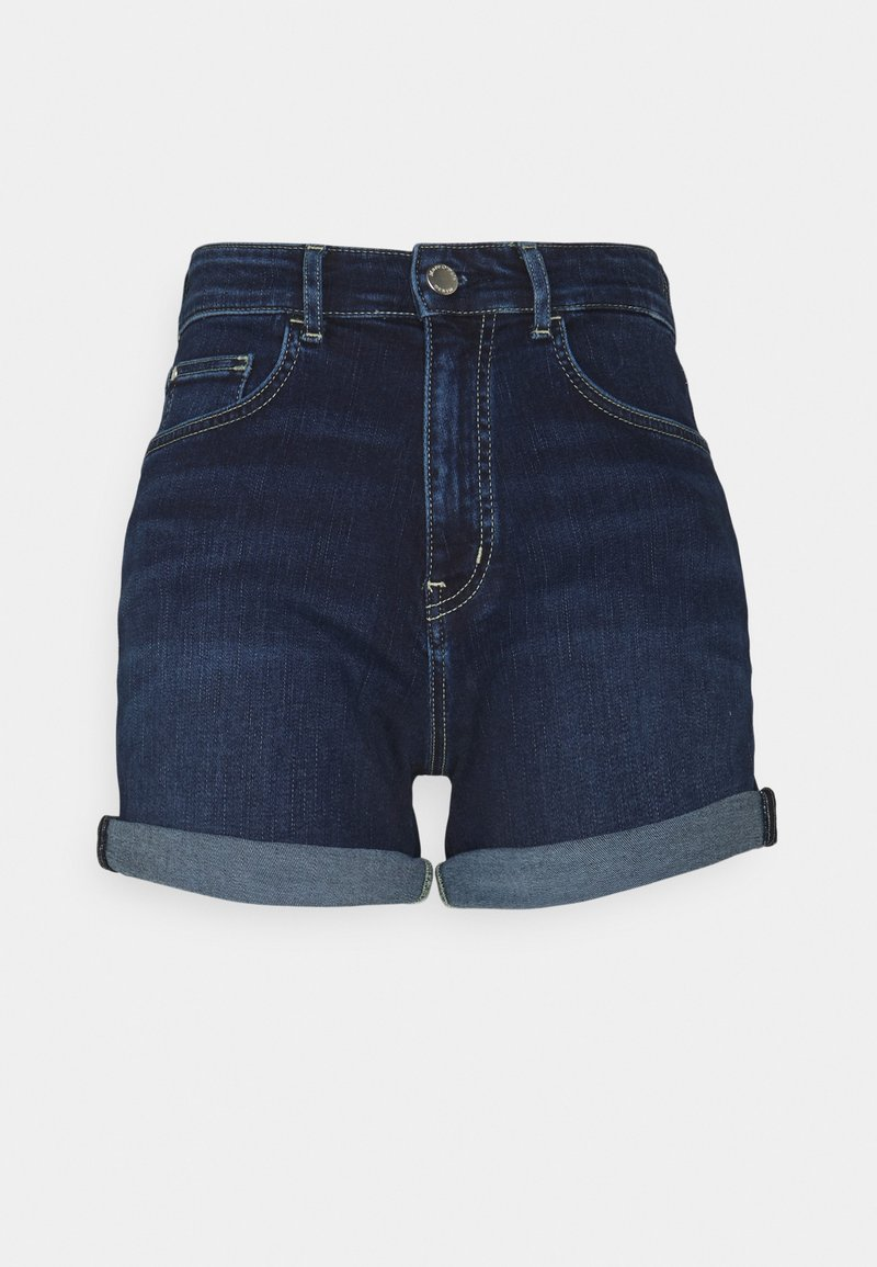 Marc O'Polo DENIM - Denim shorts - basically blues wash