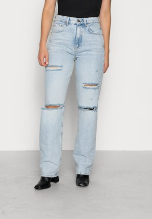 90S HIGH WAIST - Relaxed fit jeans - cloud blue