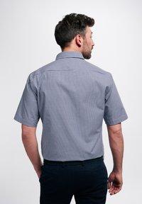 Eterna - COMFORT FIT - Shirt - marine/weiß - 1