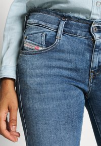 Diesel - D-EBBEY-K - Jeans Skinny Fit - blue denim - 5