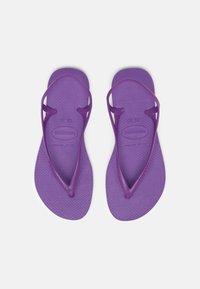 Havaianas - SUNNY - Pool shoes - dark purple - 0