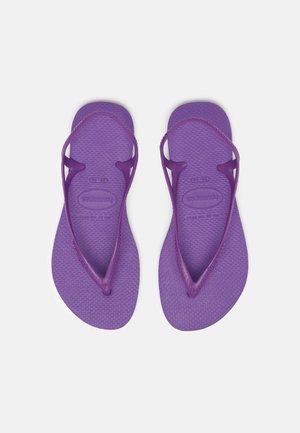 SUNNY - Pool shoes - dark purple