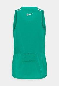 Nike Performance - RISE TANK - Top - neptune green/neptune green - 1
