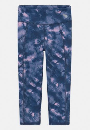 ACTIVE - Leggings - Trousers - blue scrunch