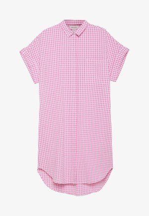 WANNA DRESS - Shirt dress - pink