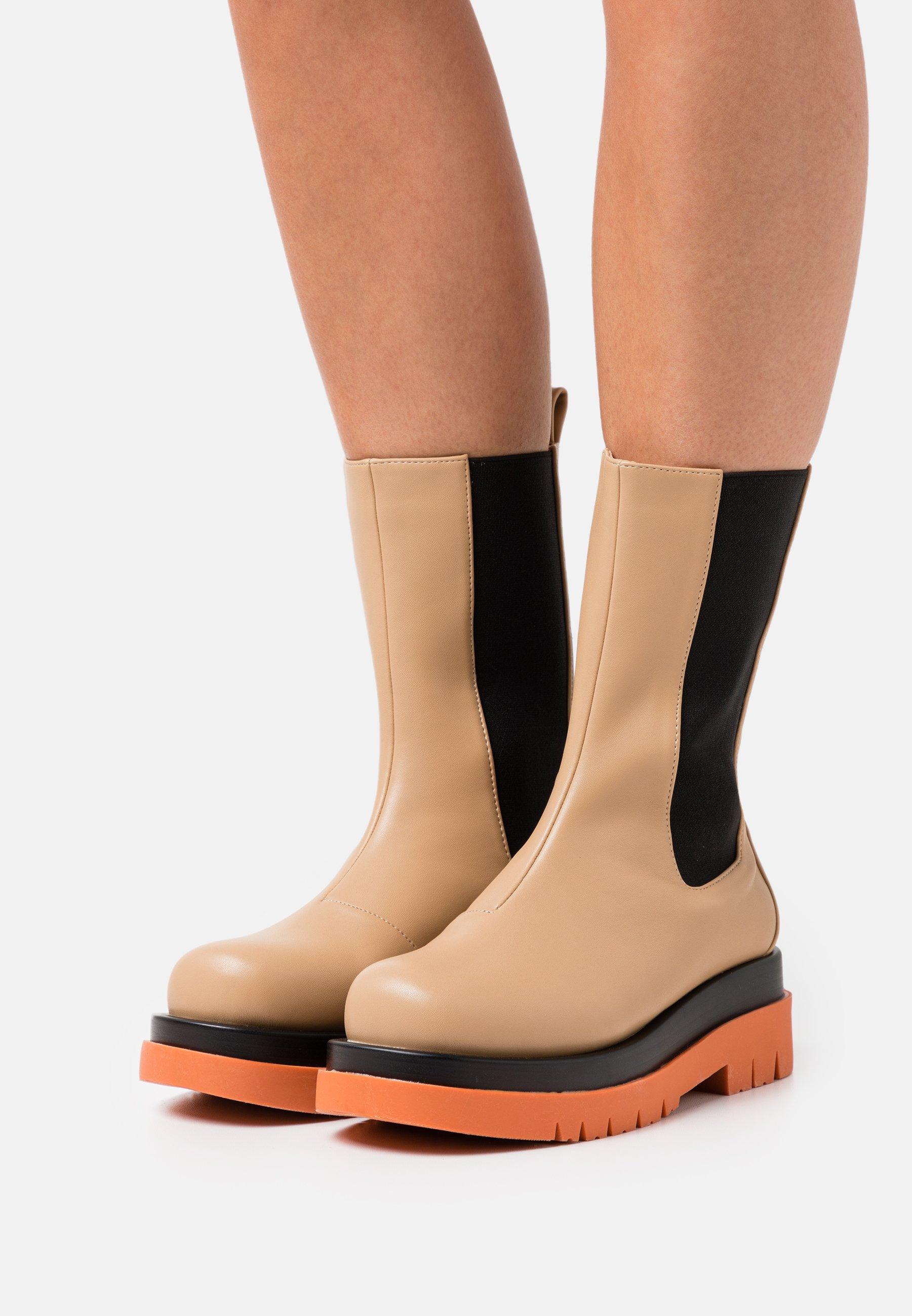Women WIDE FIT NEVILLE - Platform boots