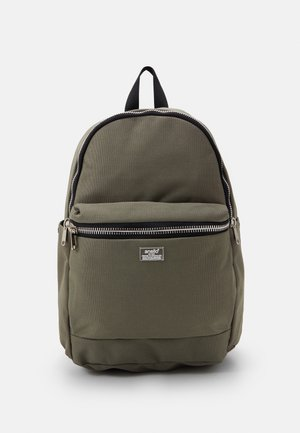 ROUNDED BACKPACK UNISEX - Rucksack - grey