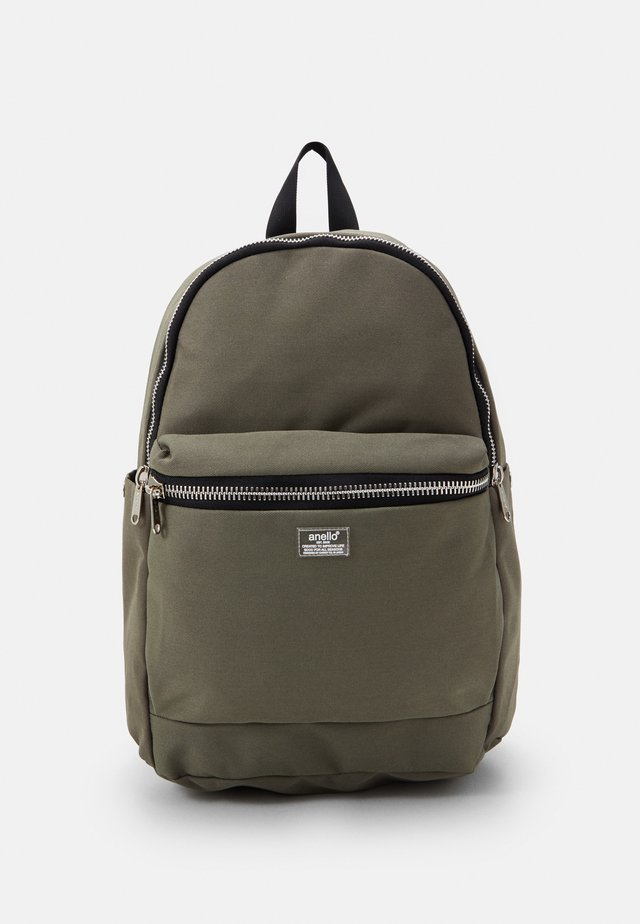 ROUNDED BACKPACK UNISEX - Rugzak - grey