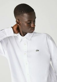 Lacoste LIVE - Hemd - white - 2