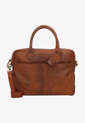 VINTAGE JACK - Laptop bag - cognac