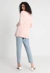 ONLY - ONLLECO LONG  - Cardigan - peach whip - 2