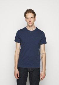 Polo Ralph Lauren - T-shirts basic - fresco/blue heather - 0