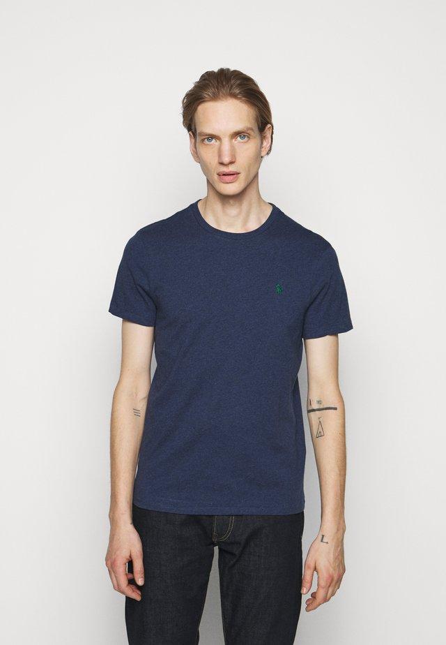 T-shirt basique - fresco/blue heather