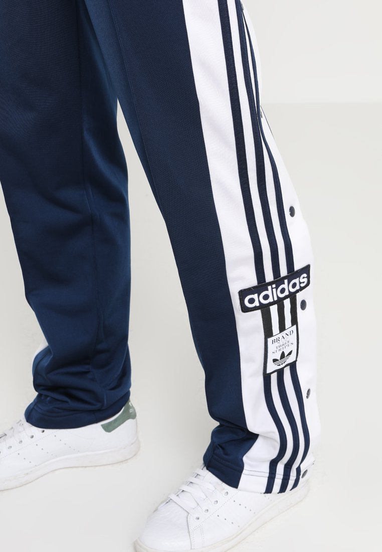 medios de comunicación visitante línea  adidas Originals ADIBREAK PANT - Tracksuit bottoms - collegiate navy/dark  blue - Zalando.co.uk