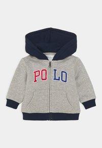 Polo Ralph Lauren - HOOD - Zip-up hoodie - andover heather - 0