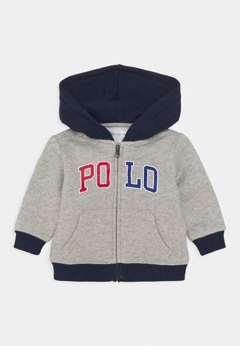 HOOD - Zip-up sweatshirt - andover heather