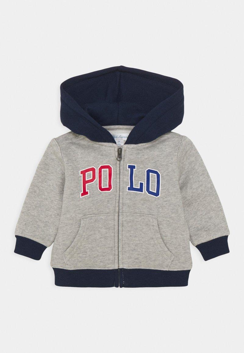 Polo Ralph Lauren - HOOD - Zip-up hoodie - andover heather