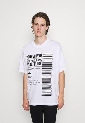 INTERLOCK - Print T-shirt - bianco ottico