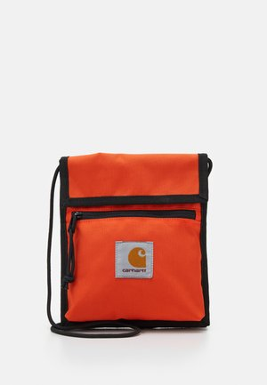 DELTA NECK POUCH - Across body bag - safety orange