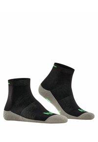 Burlington - Chaussettes de sport - black - 1