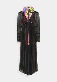 Just Cavalli - Maxi dress - fuxia variant - 0