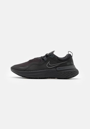 REACT MILER SHIELD - Neutral running shoes - black/anthracite