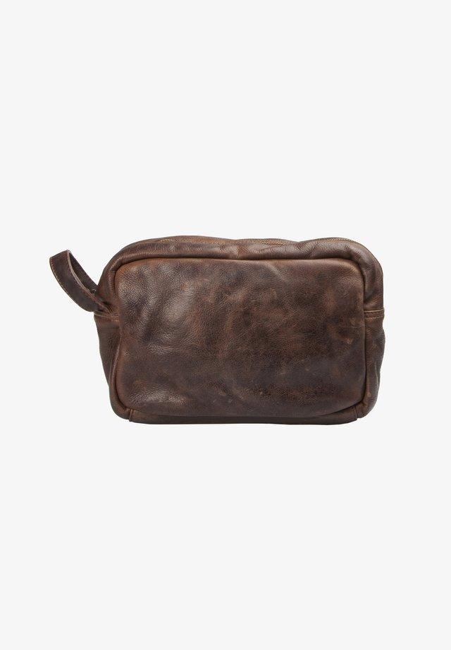 LOLO - Wash bag - brown