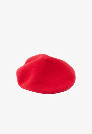 BASICS-BARETT - Berretto - red