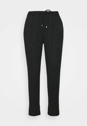 CRISTIN - Teplákové kalhoty - schwarz