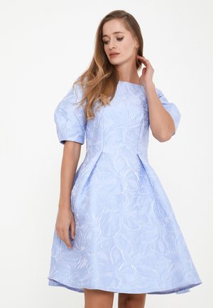 ROBERTA - Cocktail dress / Party dress - hellblau
