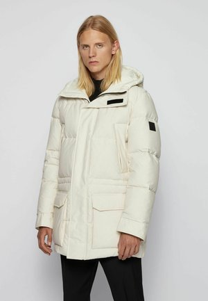 DOMERLOS - Down coat - natural