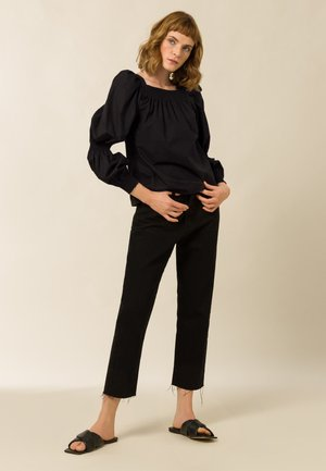 TEA - Blouse - black