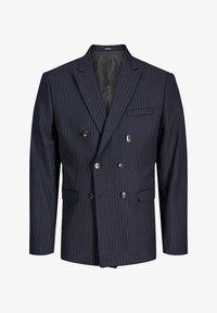 Jack & Jones PREMIUM - BLAZER ZWEIREIHIGER - Blazer jacket - dark navy - 6