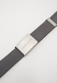 Jack & Jones - JACKYLE REVERSIBLE BELT - Belt - castlerock/black - 2
