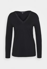 Esprit Collection - Maglietta a manica lunga - black - 3