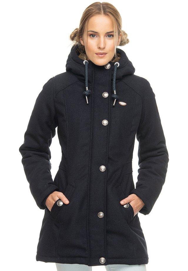 JEMMA - Veste d'hiver - navy