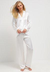 La Perla - PIGIAMA  - Pyjama - naturale - 1