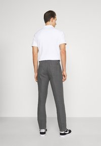 Marc O'Polo - TAPERED FIT PATCHED - Trousers - gray - 2