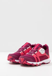 adidas Performance - TERREX  AGRAVIC BOA R.RDY - Hiking shoes - berry/pink/footwear white - 3